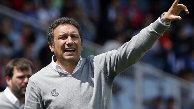 Gol de Vela da el empate a la Real Sociedad ante Sevilla