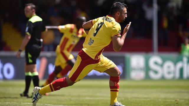 Il Benevento stende l'Avellino e si prende il quinto posto