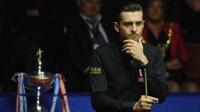 Selby one frame away from third world title against Higgins
