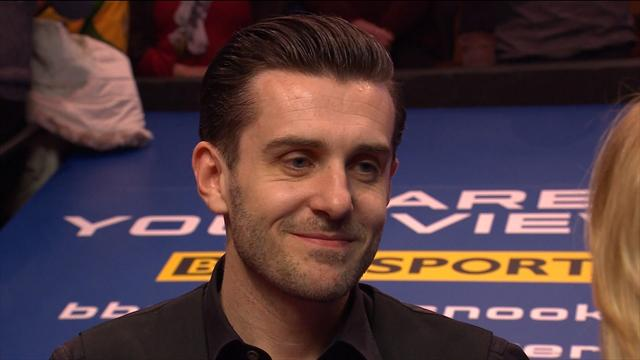 'I'm still pinching myself, incredible' - Selby on third world title