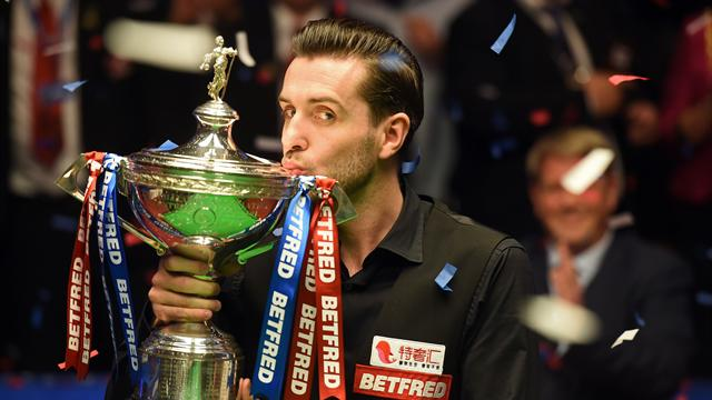 Man of steel Selby has substance to topple Hendry as King of Crucible
