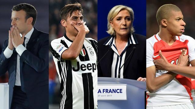 Le 3 mai, vous êtes plutôt Monaco – Juventus… ou Macron – Le Pen ?