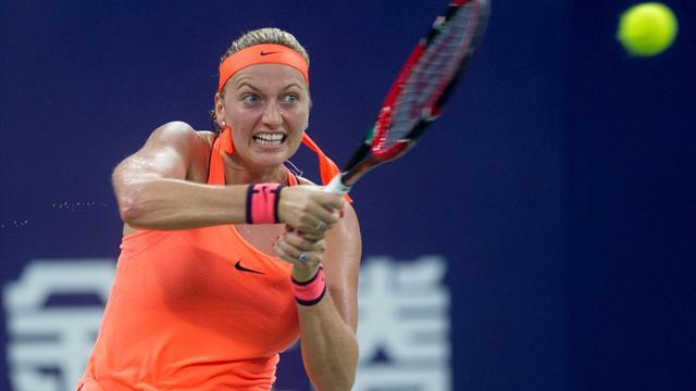 "Kvitova prendra sa décision ""à la dernière minute"""