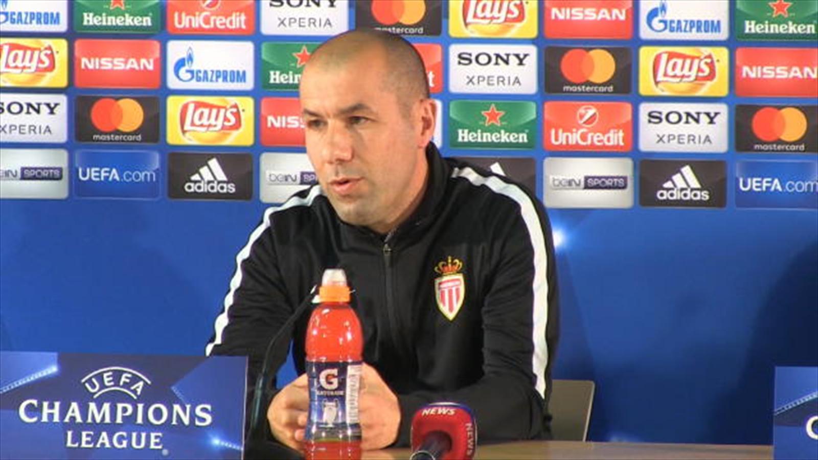 "VIDEO - Juventus - AS Monaco - Jardim : ""Les joueurs ..."