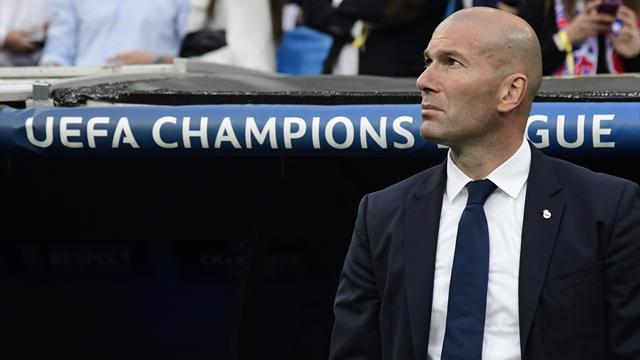 """Zidane : """"Je me sens mieux dans ce rôle qu'il y a un an"""""""