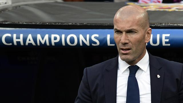 Zidane : «En football, rien n'est jamais acquis»