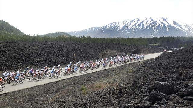 Etna, Zoncolan... Tour d'horizon des étapes-clés du Giro 2018