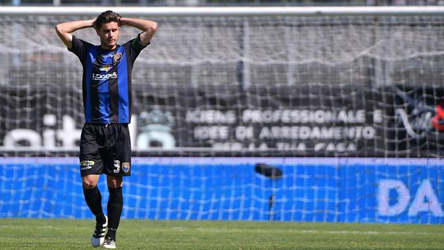 Cinque punti di penalizzazione al Latina, è retrocessione aritmetica in Lega Pro