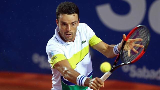 Nicolás Almagro sigue firme en su defensa del título en Estoril