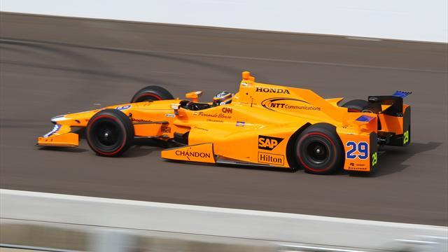 Alonso placé dans la dernière séance d'essais libres, Bourdais meilleur temps