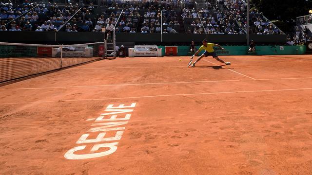Regardez l'ATP Genève en LIVE sur Eurosport