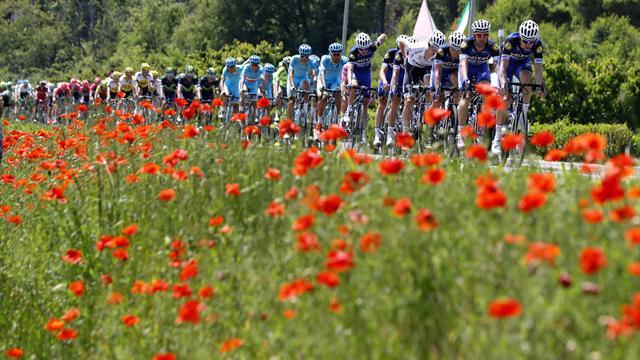 El Giro de Italia 2017, en directo en Eurosport Player