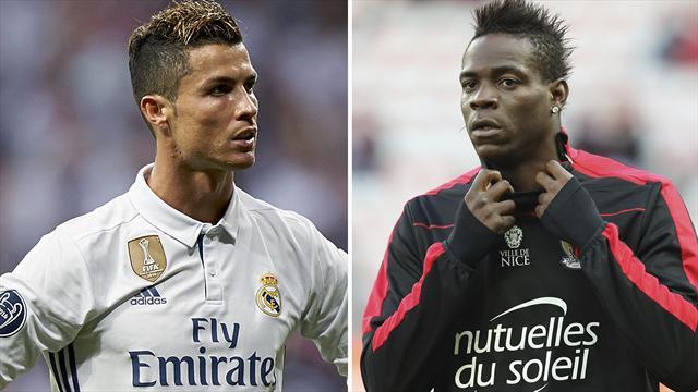 Mancini: Balotelli should've been at Ronaldo's level