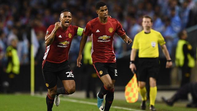 Rashford permet à United de prendre une belle option