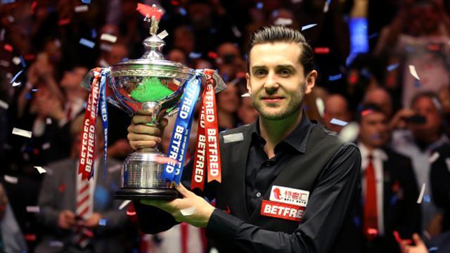 Chegou a hora de todas as decisões! Começa o Campeonato do Mundo de Snooker!