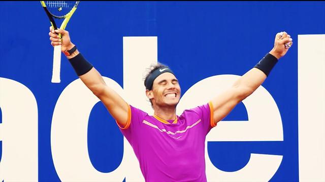 Rolex Minute: Nadal a caccia del quinto successo a Madrid