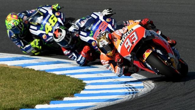 Die neue Saison der MotoGP live bei Eurosport