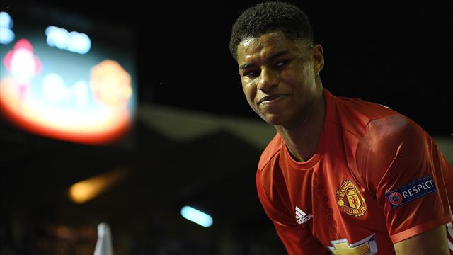 The Warm-Up: Marcus Rashford will save us all
