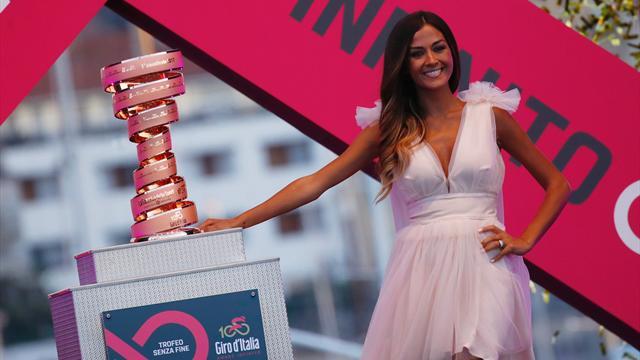 Все, что нужно знать про «Джиро д'Италия» на Eurosport