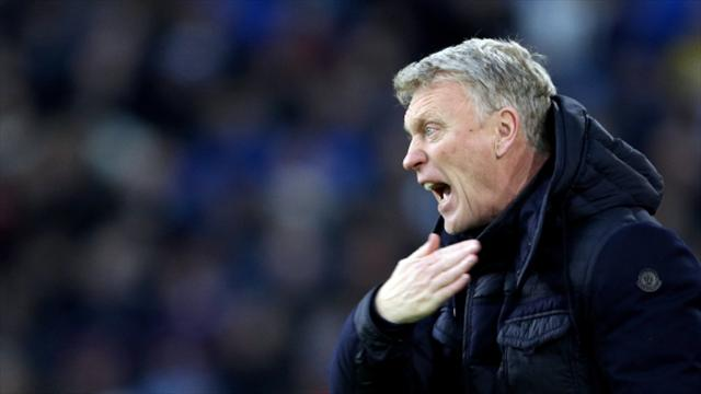 Sunderland bosses want me to stay says David Moyes