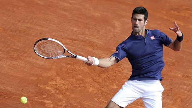 Djokovic se separó de su equipo de trabajo