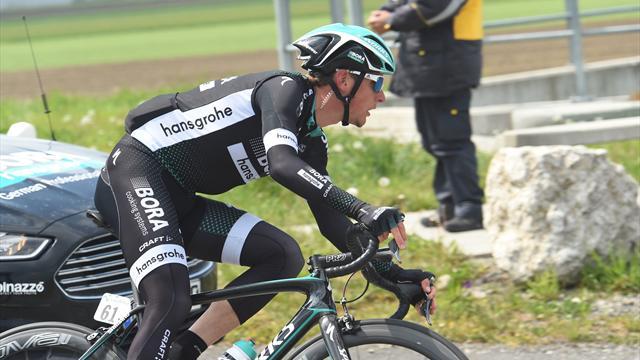 Грайпель одержал победу 2-ой этап «Джиро д'Италия» ивышел влидеры общего зачёта
