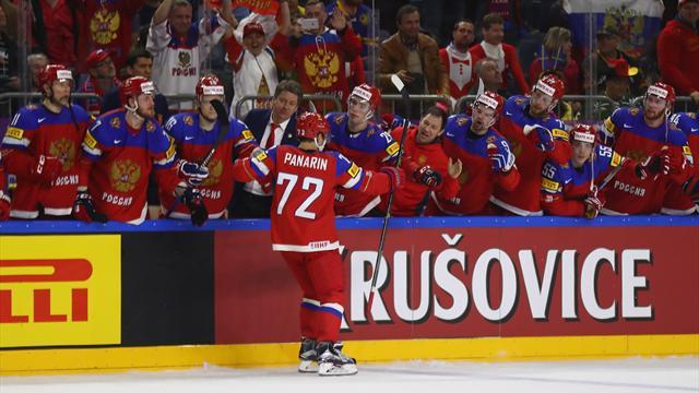 «Бостон» выбил Панарина иБобровского вместе с«Коламбусом» изКубка Стэнли— НХЛ
