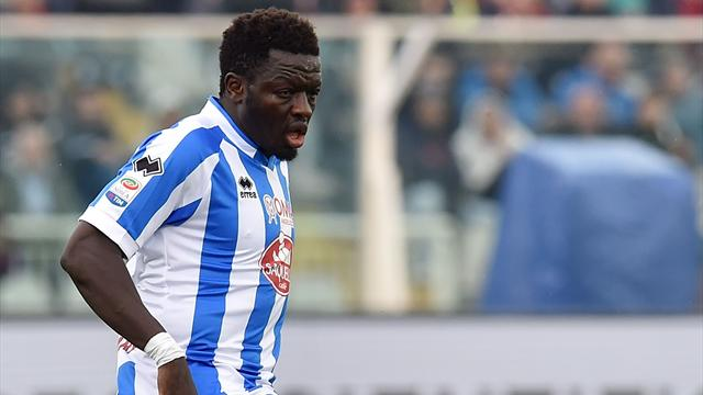 Sulley Muntari: I was treated like a criminal for standing up to racism