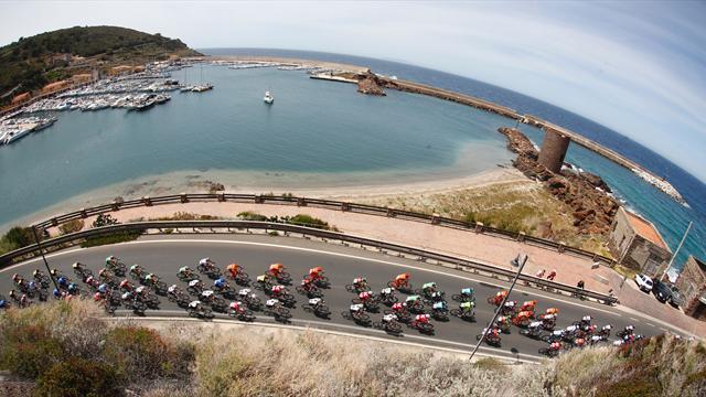 Le Tour d'Italie 2018 de cyclisme partira d'Israël