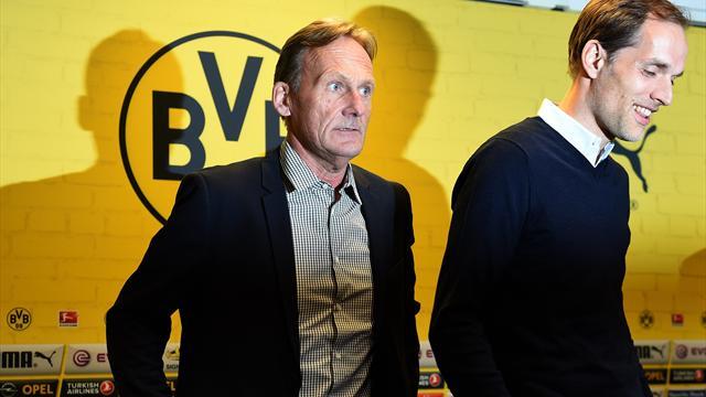 Après l'attentat, guerre interne à Dortmund entre Tuchel et ses dirigeants