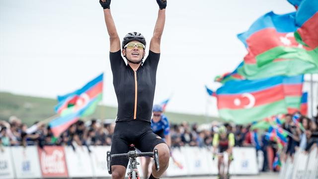 Illuminate's Avila rides to queen stage win in Azerbaijan