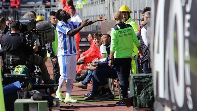 Muntari: Racism is everywhere and getting worse