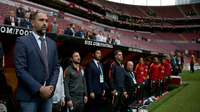 Galatasaray'da iki değişiklik