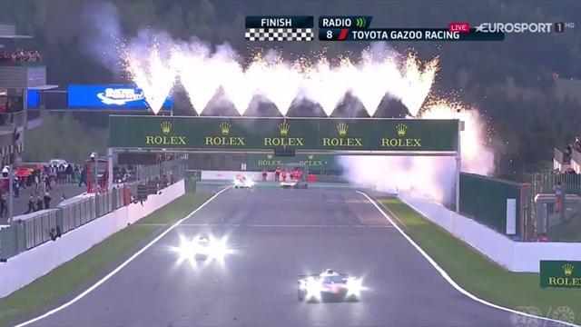 Fernando Alonso gana en su debut en el Mundial de Resistencia