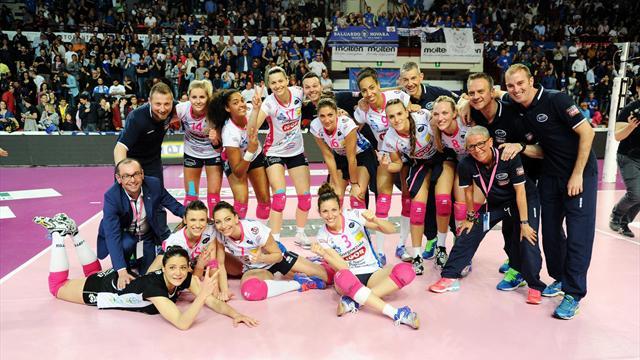 Novara vince ancora: 3-1 su Modena e 2-1 nella serie scudetto