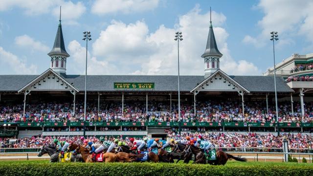 Kentucky Derby : Always Dreaming, ce bien nommé.
