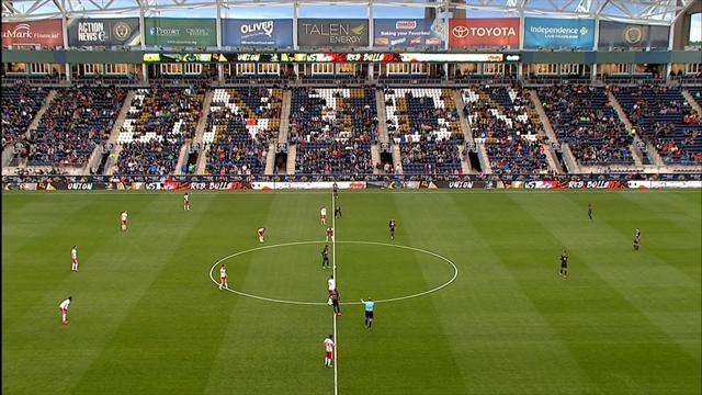 Høydepunkter: Philadelphia Union - NY Red Bull