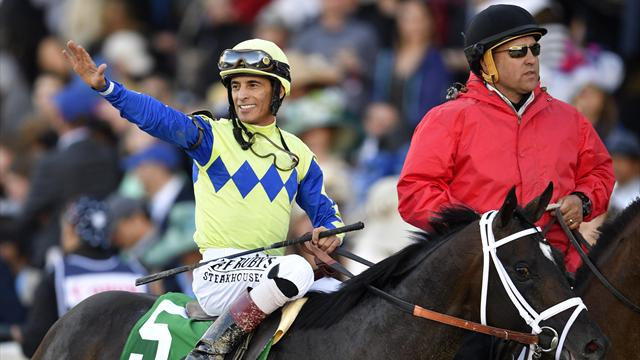 Always Dreaming wins Kentucky Derby on sloppy track