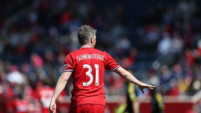 Schweinsteiger yeni macerasından hoşnut kalmadı