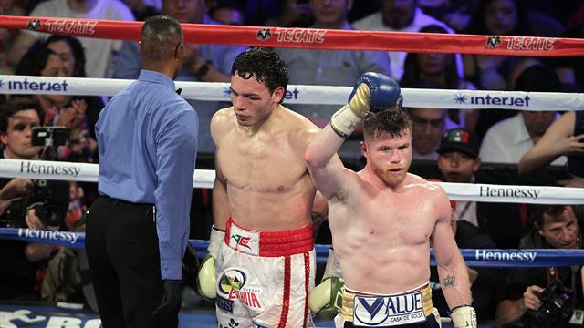 Alvarez surclasse Chavez et prend rendez-vous avec Golovkin