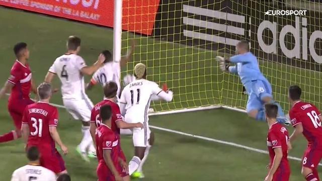 Høydepunkter: LA Galaxy - Chicago Fire