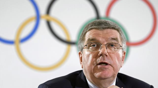 IOC-Präsident Bach trauert um Bob-Olympiasieger Holcomb