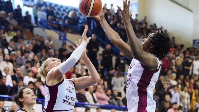 Kadınlar Basketbol Ligi'nde fikstür belli oldu