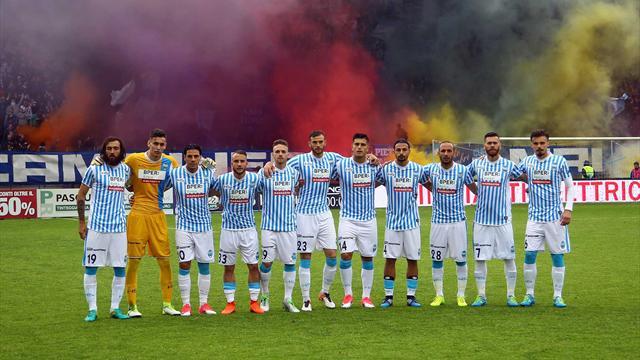 La festa della SPAL subisce un altro rinvio: solo 0-0 con la Pro Vercelli