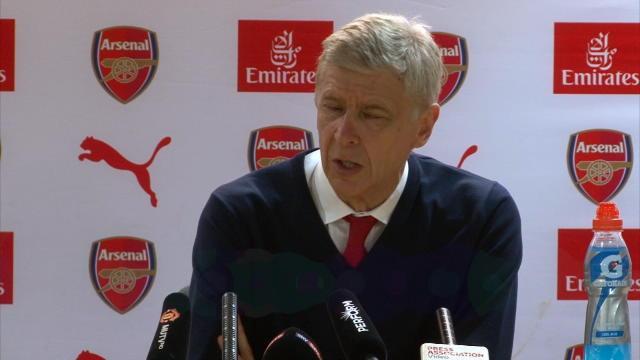 Wenger : «Mathématiquement, le Top 4 est encore possible»