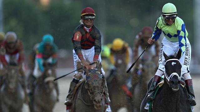 Always Dreaming eases to win in 143rd Kentucky Derby
