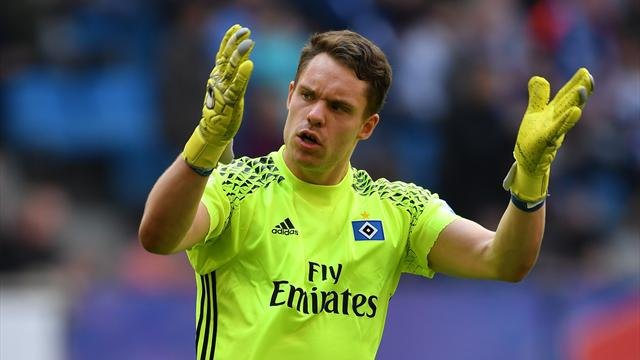 Hamburg stay in relegation playoff spot after draw with Mainz