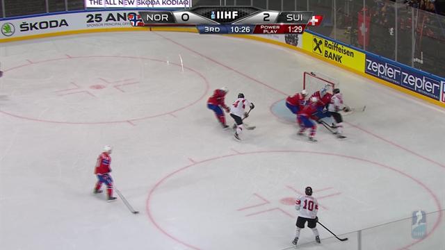 Sveits leker inn 3-0 mot Norge