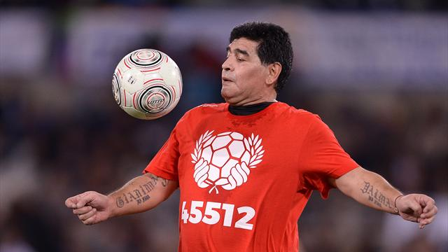 Марадона возглавил клуб из 2-го дивизиона ОАЭ