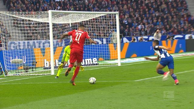 Top 5 Bundesliga goals of the weekend